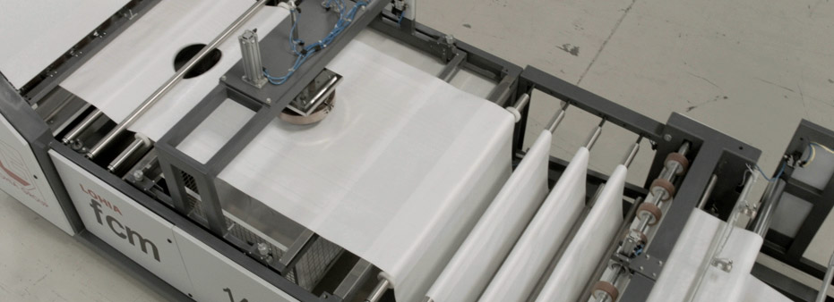 fabric cutting machine lohia